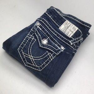 Womens  L.A. Idol Jeans BOOT 29x33